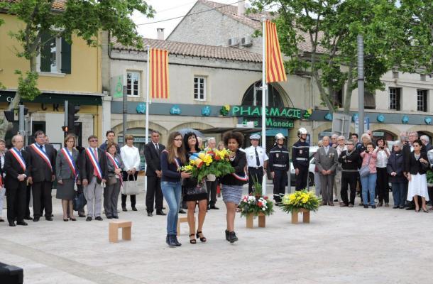 5 Commémoration 8 mai 1945
