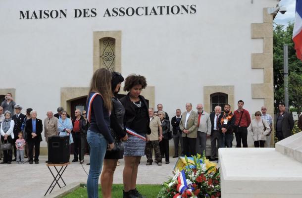 6 Commémoration 8 mai 1945