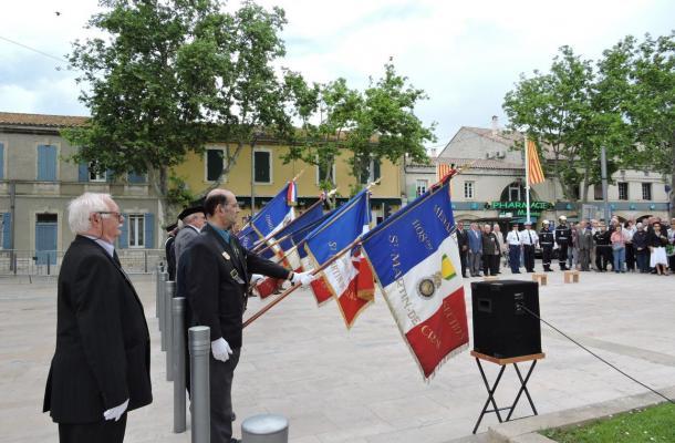 7 Commémoration 8 mai 1945