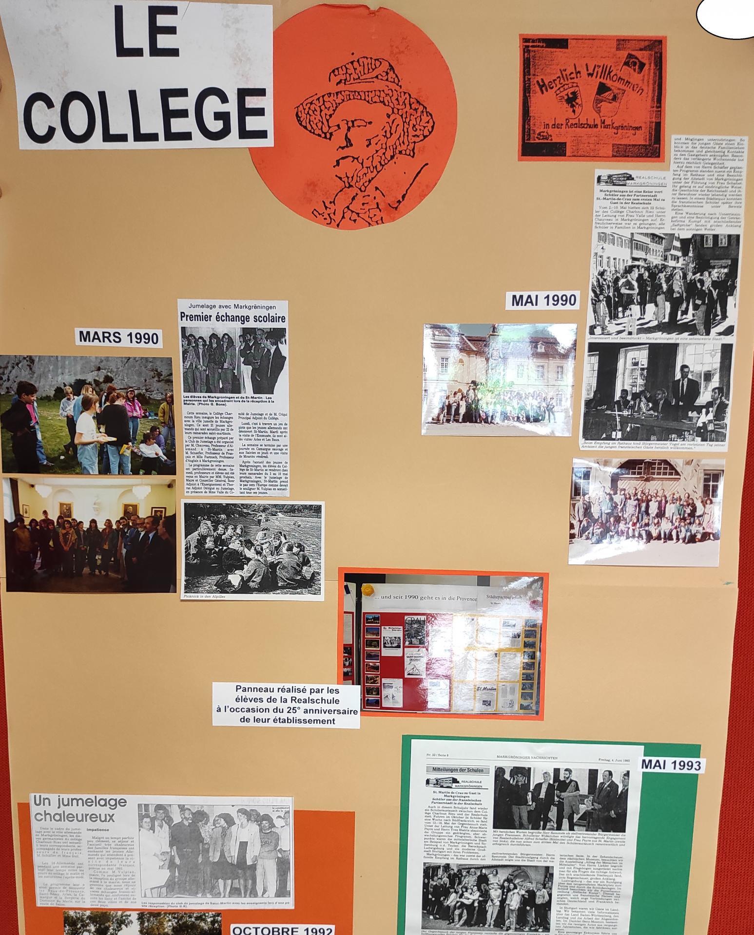 1990 le college