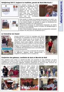 3 bulletin 21 janvier 18