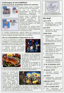 4 bulletin 22 janvier 19